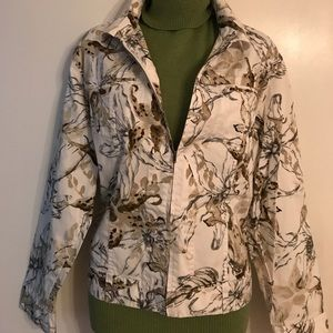 CHICOS JACKET IN LARGE SIZE 2